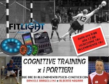 cognitiveTraining per portieri